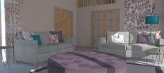 Hot House, Portfolio Images, 3d Visualization, Interior Design, Bed, Furniture, Home Decor, Nest Design, Decoration Home