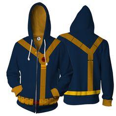 DEADPOOL 2 movie COMIC Book MARVEL art CABLE Jacket MEN/'S New HOODIE Sweat SHIRT