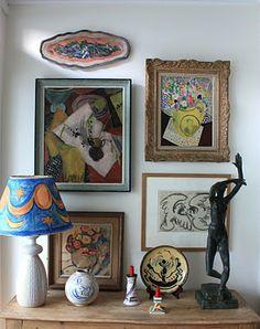 collection of David Herbert...  bloomsbury art.