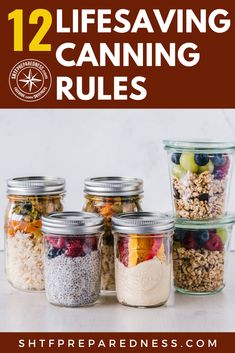 It is so important to keep these rules at all times, if you can wrong, you may have a toxic can of food waiting for you. Baking Storage, Food Storage, No Plastic, Plastic Wrap, Wine Chart, Home Grown Vegetables, Homemade Dressing, Food Waste, Medicinal Herbs