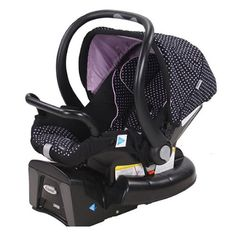 Combi Shuttle Infant Car Seat Blush Lightweight and portable infant car seat/carrier. Anti-Rebound Bar for Improved Safety. No re-thread harness height adjustment system. For 5-22 lbs and up to 29 in.. Energy absorbing EPS foam in the head area.