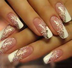Дизайн ногтей френч, виды французского маникюра