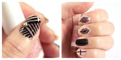 25. Nails   34 Things You Can Improve With A Sharpie