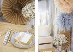 decoración para primera comunión