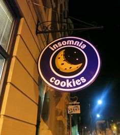 Insomnia Cookies Delivers Warm Cookies & More Until 3 AM