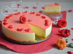 Bake Along – Motichoor Kesar Gulab Cheesecake Indian Desserts, Indian Sweets, Indian Snacks, Indian Food Recipes, Middle Eastern Sweets, Almond Meal Cookies, Snack Recipes, Cooking Recipes, Dessert In A Jar