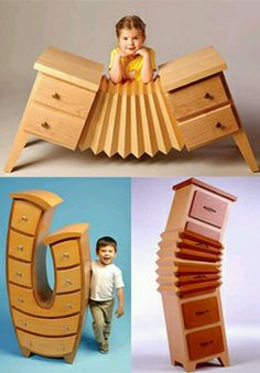Cartoon Furniture.