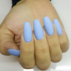 Perfect Periwinkle matte!