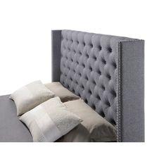 Atlantica Upholstered Platform Bed | Joss & Main
