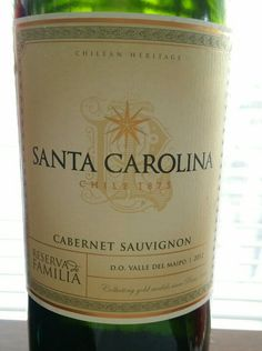 red wine santa carolina chile my second try dr jims wine reviews authentic oak red wine