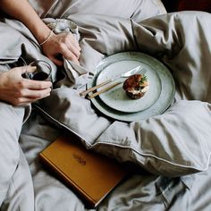Saturdays are for breakfast in bed while reading @whatforbreakfast food blog, a new favourite of ours here at the forbidden HQ. Inspirational to say the least. #wishwewereinberlin #inspired #breakfastshouldreplacelunchanddinner #breakfastinbed