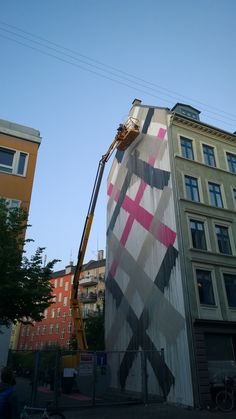 Streetart Vesterbro. KBH.