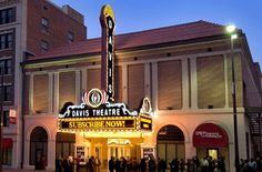 Troy University's Davis Theatre For The Performing Arts- Alabama Attractions | Places to visit in Alabama .