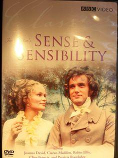 Sense and Sensibility BBC English Subtitles Joanna David Ciaran Madden & others