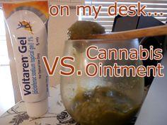 how to make medical marijuana ointment