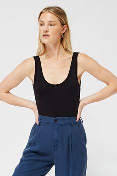 Vida Bodysuit - LACAUSA CLOTHING