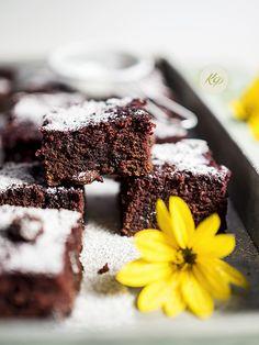 Brownie z burakami - Ale Babka!!! i robi to co lubi:)