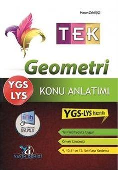 Yayın Denizi YGS LYS TEK Geometri Konu Anlatımı Cep