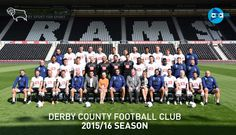 The Derby County team with owners, Di and Pete and our Lead Marc Edworthy! Derby County, Dream Career, England, Football, Sports, Soccer, Hs Sports, Futbol, American Football