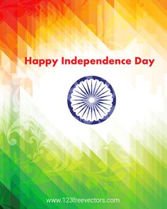 India Independence Day Poster, of August Vector Image - Holiday - Buvizyon Happy Independence Day India, Independence Day Poster, Independence Day Wallpaper, Patriotic Party, Patriotic Crafts, July Crafts, Indipendence Day, India Poster, Hot Dog Bar