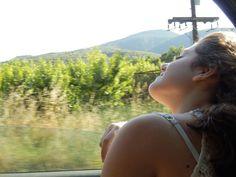 summer mood breathing freash air