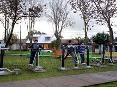 #UrbanGuatemala #ElementoSaludable #Hockey #ParquesInfantiles #EquipamientoDeportivo #BENITOURBAN