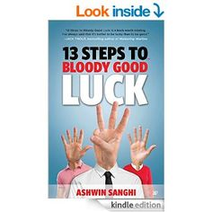 91 best must read kindle e books images on pinterest kindle books 13 steps to bloody good luck ebook ashwin sanghi amazon kindle fandeluxe Image collections