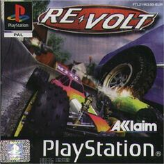Re-Volt: Playstation: Amazon.de: Games