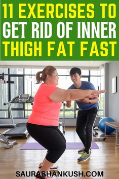 11 best exercises to get rid of inner thigh fat fast for women, you should give 15-20 minuntes per day or at least 3-4 days a week to get rid of thigh fat fast. And after this article you will learn how to lose thigh fat really well.