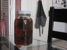 New Nostalgia: Mason Jars: Easy Iced Tea