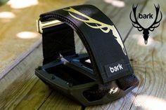 Pedal straps / UPGRADE COLOR - GOLDEN DEER