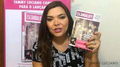 Tammy Luciano na Retrospectiva 2015 da Editora Valentina!