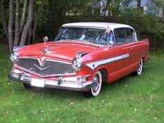 1957 Hudson Hornet Hollywood..Re-pin Brought to you by agents at #HouseofInsurance in #EugeneOregon for #CarInsurance