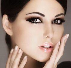 Fotos de moda | Tips para elegir la sombra según el color de ojos | http://fotos.soymoda.net