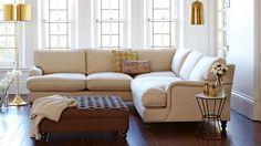 Broadway Modular Fabric Sofa   Domayne