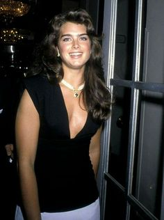 Brooke Shields Joven, Brooke Shields Young, Ali Macgraw, Young Fashion, People Magazine, Pretty Baby, Celebs, Celebrities, Child Models
