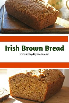 Gallery: 17 Recipes To Make You Feel Irish On St Patrick . Irish Brown Bread Recipe SimplyRecipes Com. Brown Bread As Your Mother Made It IrishCentral Com. Irish Brown Bread, Irish Bread, Brown Bread Recipe, Recipes With Brown Bread, Irish Recipes, Irish Desserts, Scottish Recipes, Asian Desserts, Baking Recipes