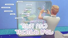 Fish Are Friends Mod Fish Fin, Sims Baby, Fishing Pictures, Game Update, Sims 4 Mods, Sims 4 Custom Content, Long Time Ago, Sims Cc, Life Organization
