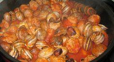 Antipasto, Paella, Snails Recipe, Best Tapas, Tapas Bar, Seville, Just Amazing, Sausage, Appetizers