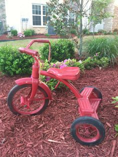 Vintage 1950's 'Western Flyer Tricycle'   by TonysQualityAntiques, $175.00