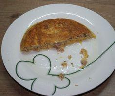 Tortilla de atún por Mirian Reyes. Con Chef Plus Induction.