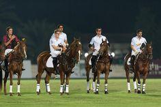 Huntsman sponsors the Sentebale Polo Cup, Abu Dhabi. Kits designed by Creative Director, Roubi L'Roubi.  http://www.h-huntsman.com/sentebale-polo/