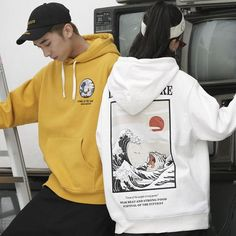 """Japanese Embroidery Silk """"Law of Nature"""" Hoodie - Hipster Outfits, Fashion Outfits, Mens Fashion, Men's Outfits, Tomboy Outfits, Indie Outfits, Style Fashion, Fashion Ideas, Mode Kawaii"""