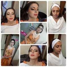 Professional Party Makeup at 99 Beauty Institute and Salon, Hoshiarpur.  Best Beauty Institute in Hoshiarpur and Best beauty salon in the city, students can learn advance and basic makeup tips from professional trainers Hoshiarpur. To know more information: