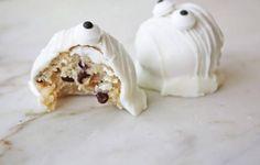 cookie dough mummies.