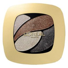 L Oreal Paris Color Riche Quad Eye Shadows Cień do powiek P2 Tr sors Cach s 2,5ml