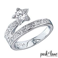 Upon a Star Ring Shop with me @ www.myparklane.com/jfurgye