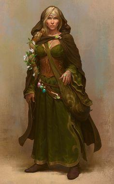 Yokasta de Maustas, madre de Okricin, oroski y olketa