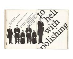 Robert Massin typography