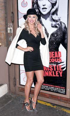 Christie Brinkley Leaves Her Broadway Show